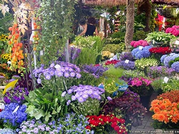 Gardening sector